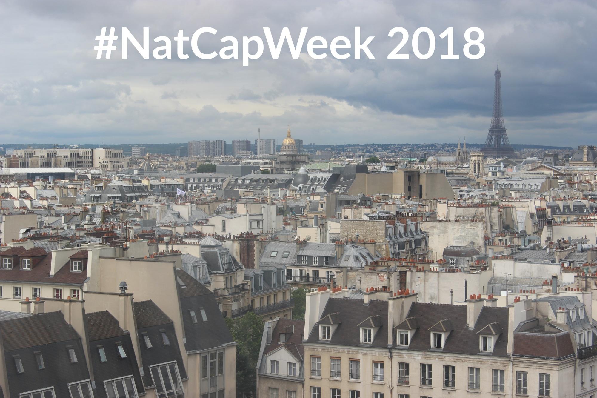 Semana del Capital Natural 2018