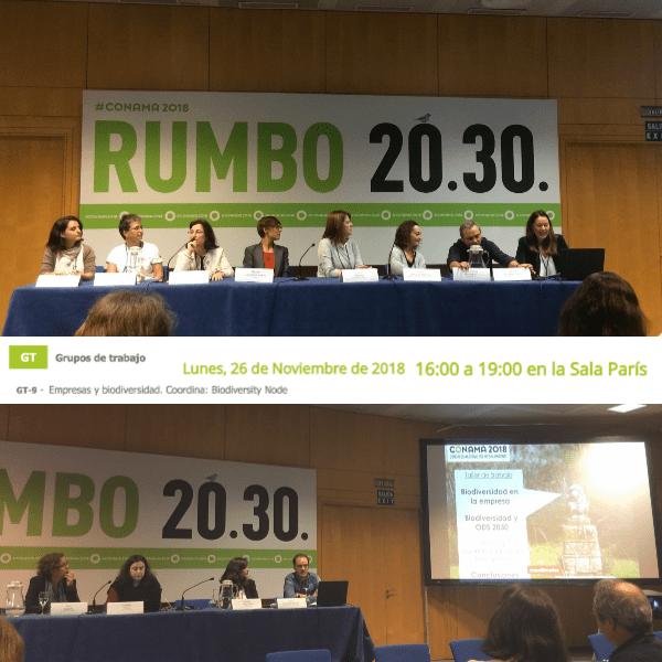 Empresa, biodiversidad y ODS