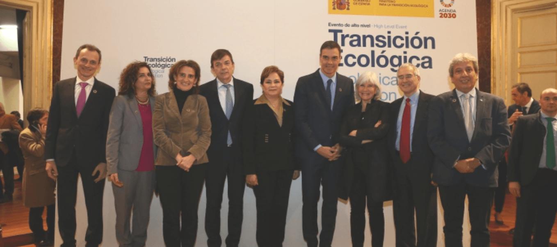 Soluciones de impulso a la transición ecológica y freno al cambio climático: Liderazgo, ambición, multilateralismo, justicia social