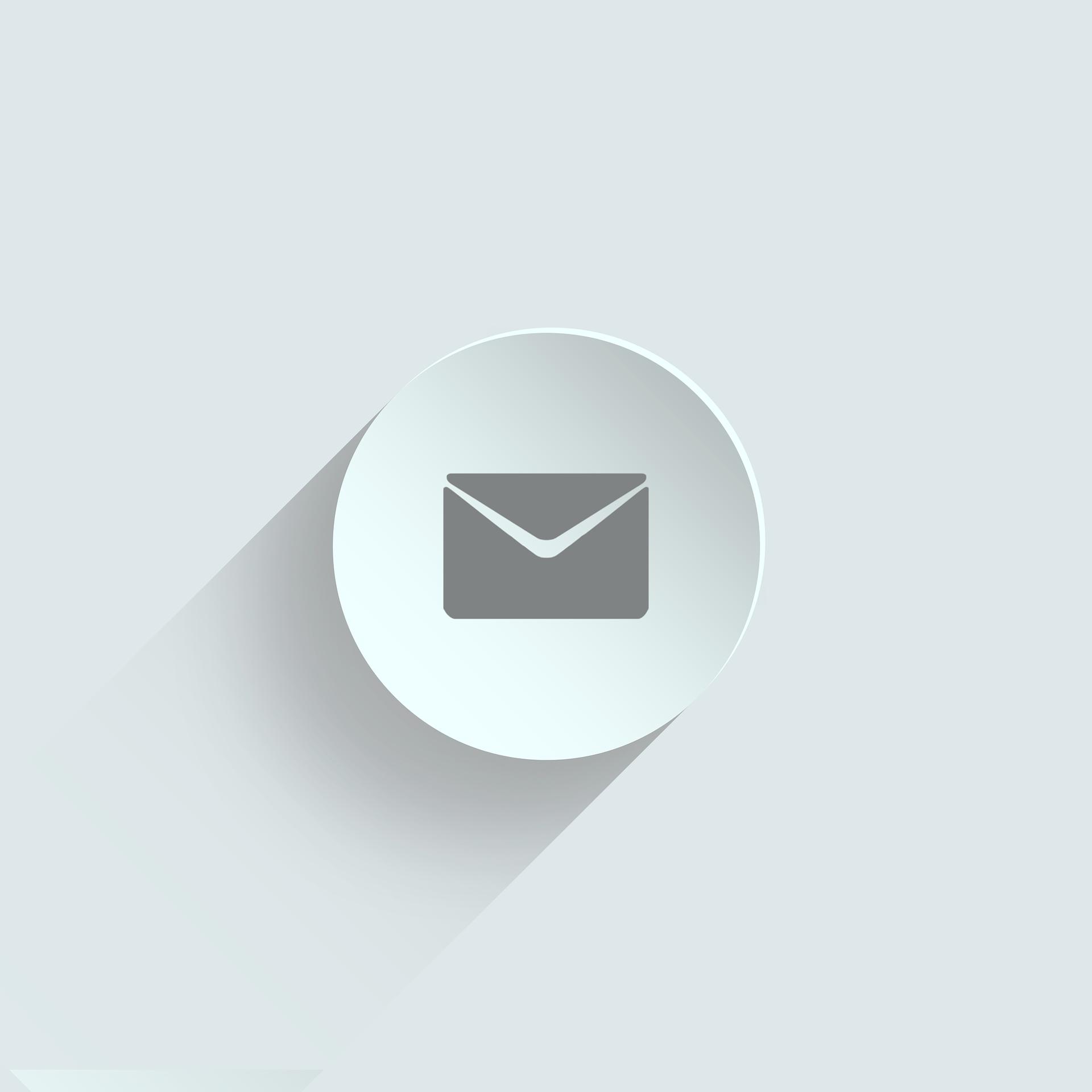 icono correo electronico