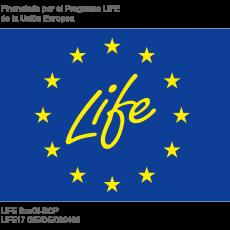 Logo en español LIFE BooGI-BOP